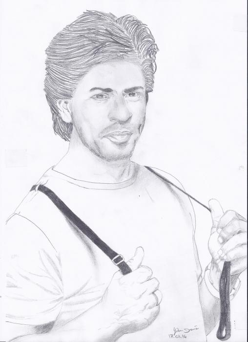 Shahrukh Khan por Riseup20